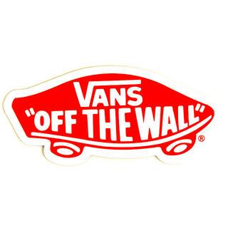 ヴァンズ(VANS)のVANS ステッカー シール sticker ストリート スケート(スケートボード)