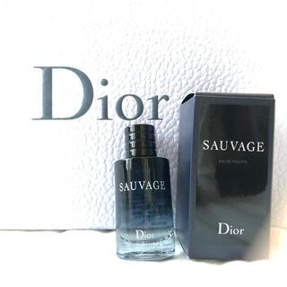 ディオール(Dior)のDior ソバージュ 10ml(香水(男性用))