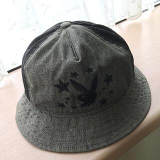 プレイボーイ(PLAYBOY)のバケットハット プレイボーイ 帽子(ハット)
