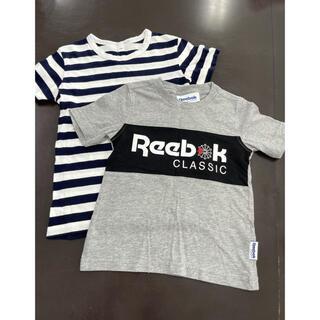 リーボック(Reebok)のTシャツ 2枚セット(Tシャツ/カットソー)