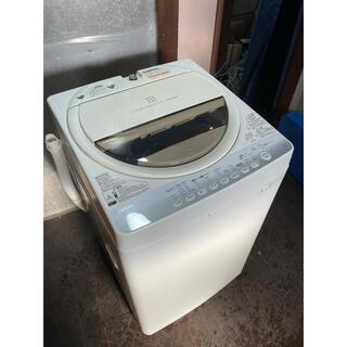 東芝 - 65 TOSHIBA 6Kg洗濯機 AW-60GM 2013年製