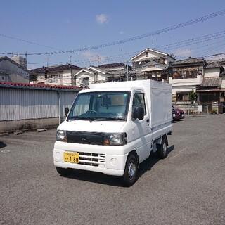 三菱 - 車検2年付き  軽トラ   ミニキャブ  トラック  パネル  あおり付き