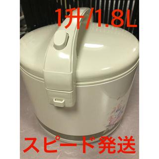 タイガー(TIGER)の美品❗️保温ジャー電子保温ジャー1升/1.8L家庭用業務用(調理機器)