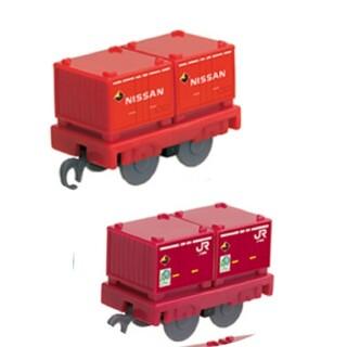 タカラトミーアーツ(T-ARTS)のカプセルプラレール セット(電車のおもちゃ/車)