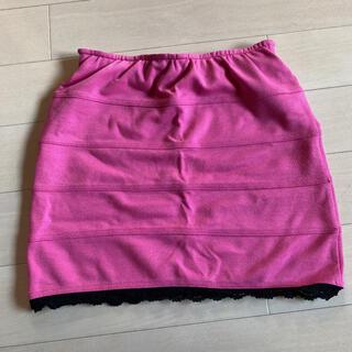 マーズ(MA*RS)のピンクスカート♡(ミニスカート)