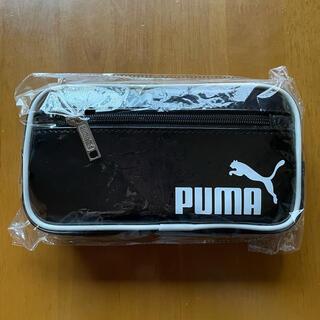 プーマ(PUMA)のPuma 黒 大容量 ペンケース 新品未使用 (その他)