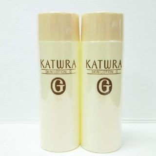 カツウラケショウヒン(KATWRA(カツウラ化粧品))のカツウラ化粧品 スキンローションG しっとりタイプ 300ml 2本セット(化粧水/ローション)