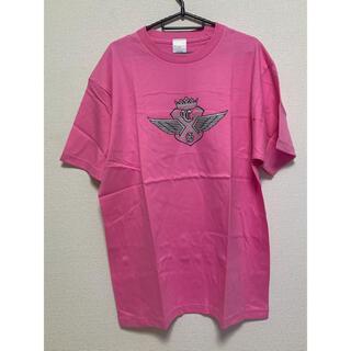 モーニングムスメ(モーニング娘。)のハロープロジェクト hello project ピンク Tシャツ 半袖(アイドルグッズ)