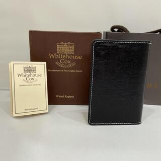 ホワイトハウスコックス(WHITEHOUSE COX)の451 新品 未使用品 ホワイトハウスコックス 名刺入れ カード入れ 送料無料(名刺入れ/定期入れ)