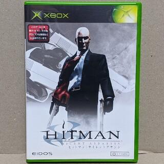エックスボックス(Xbox)のXBOX ヒットマン サイレントアサシン(日本語版)(家庭用ゲームソフト)