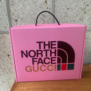 Gucci - 即日発送可 GUCCI ボックス 箱 the north face