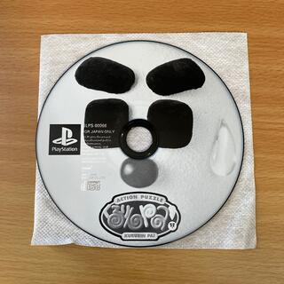 プレイステーション(PlayStation)のPS くるりんPA! ディスクのみ くるりんぱ クルリンパ(家庭用ゲームソフト)