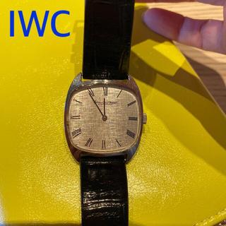 IWC - IWCインターナショナルウォッチカンパニーシャフハウゼンオールドインター 腕時計