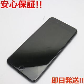 アイフォーン(iPhone)の良品中古 au iPhone7 PLUS 128GB ブラック (スマートフォン本体)