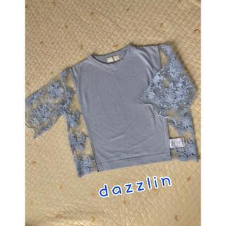ダズリン(dazzlin)の人気服♡dazzlinカットソー(Tシャツ/カットソー(七分/長袖))
