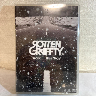 ROTTENGRAFFTY Walk.....This Way DVD (ミュージック)