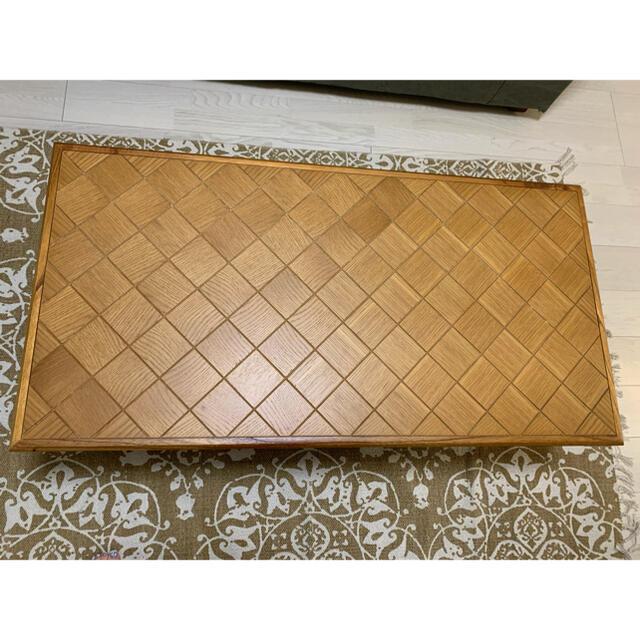 センターテーブル インテリア/住まい/日用品の机/テーブル(ローテーブル)の商品写真