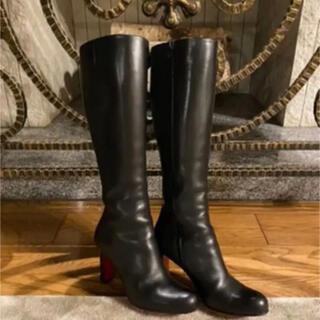 Christian Louboutin - 最安値 クリスチャンルブタン ブーツ