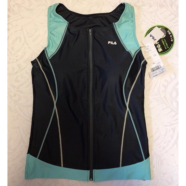 FILA(フィラ)のFILA スポーツ水着 トップスのみ (size:13L) レディースの水着/浴衣(水着)の商品写真
