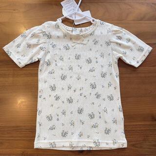 フタフタ(futafuta)のバースデイ テータテート teteatete Tシャツ 肌着(Tシャツ/カットソー)