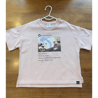 フタフタ(futafuta)のバースデイ フタフタ futafuta Tシャツ ミッキー ディズニー(Tシャツ/カットソー)