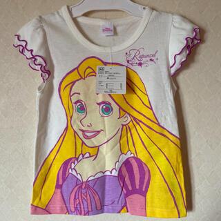 Disney - ラプンツェル Tシャツ 110 新品未使用