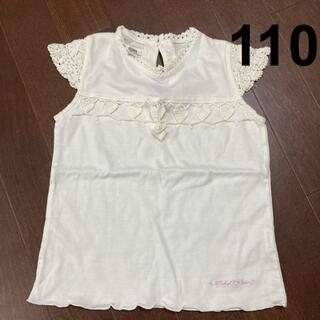 ミッシェルクラン(MICHEL KLEIN)のミッシェルクラン 夏物トップス サイズ110(Tシャツ/カットソー)