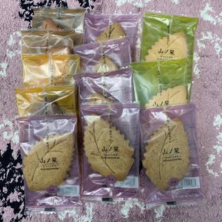 栗のサブレ 恵那川上屋 11枚セット(菓子/デザート)