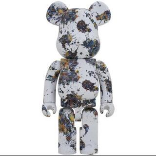 メディコムトイ(MEDICOM TOY)のBE@RBRICK Jackson Pollock Studio 1000%(その他)