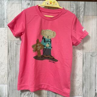 ヘリーハンセン(HELLY HANSEN)のヘリーハンセン  速乾 半袖シャツ 120(Tシャツ/カットソー)