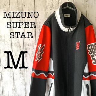 ミズノ(MIZUNO)の【MIZUNO×SUPER STAR】古着 90s メンズ ジャージ ★刺繍ロゴ(ジャージ)