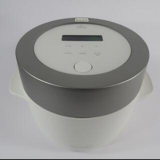 バルミューダ(BALMUDA)のバルミューダ デザイン K03A-WH 炊飯器 BALMUDA(炊飯器)