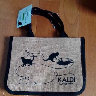 カルディ(KALDI)のカルディ 2021年 猫の日バッグ(エコバッグ)