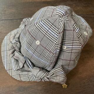 アナスイミニ(ANNA SUI mini)のANNA SUI MINI キャップ 帽子 54-56cm(帽子)