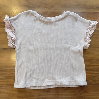 エフオーファクトリー(F.O.Factory)のアプレレクール Tシャツ ピンク(Tシャツ/カットソー)