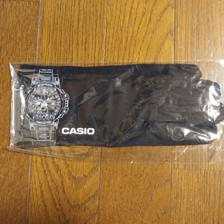 カシオ(CASIO)のCASIO 非売品 手袋(腕時計(デジタル))