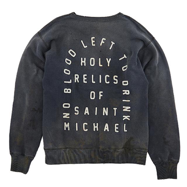 LADY MADE(レディメイド)のXL <SAINT MICHAEL> SWEAT SHIRT メンズのトップス(スウェット)の商品写真