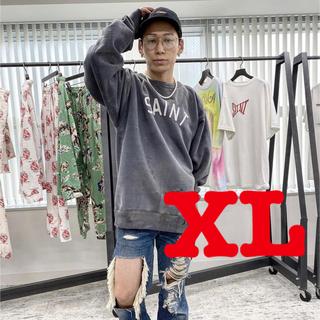 LADY MADE - XL <SAINT MICHAEL> SWEAT SHIRT