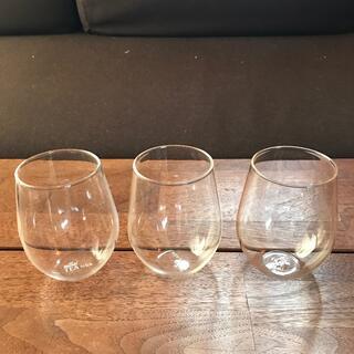 ブレンディ 薄グラス 3個