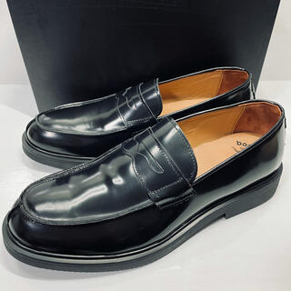 ROBERTO BOTTICELLI  men's  ローファー 28 ブラック(ドレス/ビジネス)