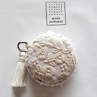 ミナペルホネン(mina perhonen)のflower cake マカロンメジャー ミナペルホネン(その他)