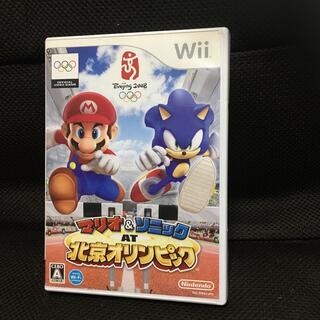 マリオ&ソニック AT 北京オリンピック Wii(家庭用ゲームソフト)