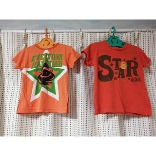 エーアーベー(eaB)のeaB100cm Tシャツ 2枚(Tシャツ/カットソー)