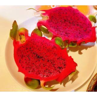 ドラコンフルーツ レッド(赤果肉)クール便送料無料(10個)(フルーツ)