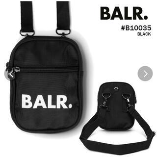 BALR ボーラー スモール ショルダーバッグ(ショルダーバッグ)