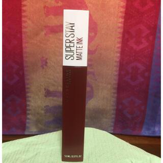メイベリン(MAYBELLINE)のメイベリンニューヨーク SUPER STAY MATTE INK #50(口紅)