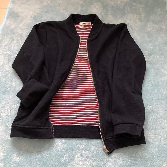 MPS(エムピーエス)の140 春ジャケット キッズ/ベビー/マタニティのキッズ服男の子用(90cm~)(ジャケット/上着)の商品写真