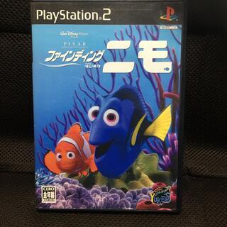 プレイステーション2(PlayStation2)のPS2 ファインディングニモ プレイステーション2(家庭用ゲームソフト)