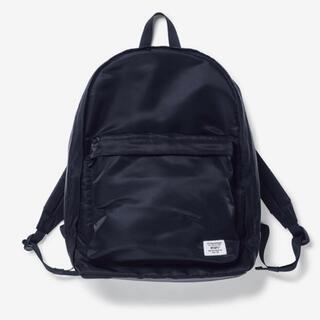 ダブルタップス(W)taps)の21SS WTAPS BOOK PACK BAG BLACK リュック(バッグパック/リュック)
