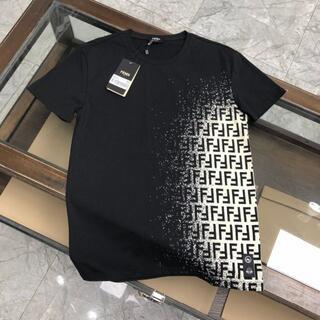 FENDI - 601FENDITシャツ半袖夏物フェンディ 男女兼用12000円2枚